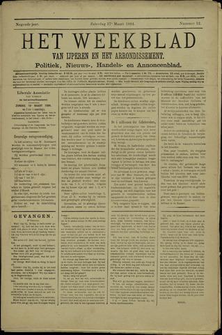 Het weekblad van Ijperen (1886 - 1906) 1894-03-17