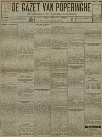 De Gazet van Poperinghe  (1921-1940) 1931-03-29