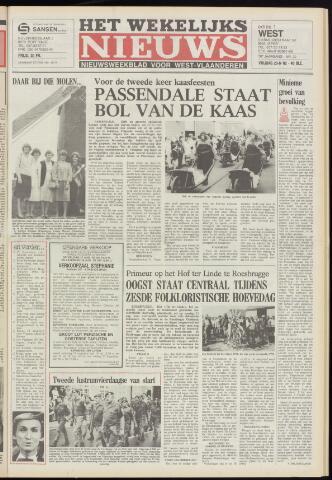 Het Wekelijks Nieuws (1946-1990) 1982-08-20