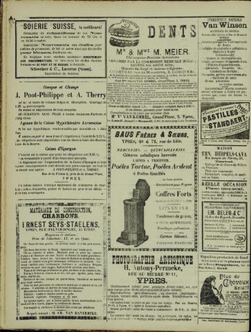 Journal d'Ypres (1874 - 1913) 1900-01-10