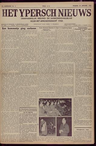 Het Ypersch nieuws (1929-1971) 1966-01-28
