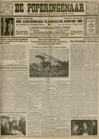 De Poperinghenaar (1904-1914,1919-1944)  1937-08-01