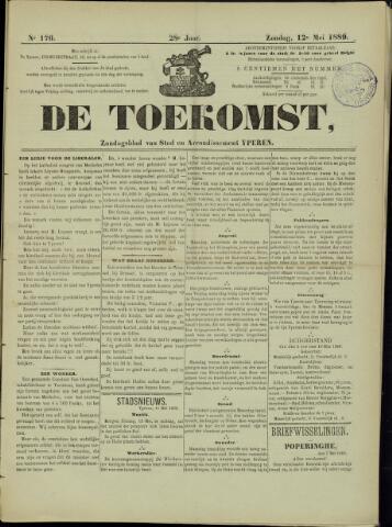 De Toekomst (1862 - 1894) 1889-05-12