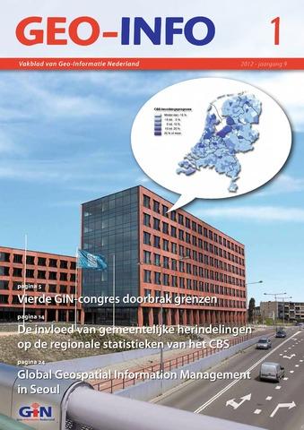 Geo-Info 2012