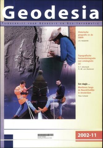 (NGT) Geodesia 2002-11-01