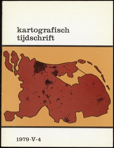 Kartografisch Tijdschrift 1979-10-01