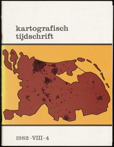 Kartografisch Tijdschrift 1982-10-01