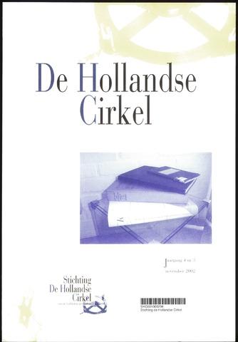 De Hollandse Cirkel (DHC) 2002-11-01