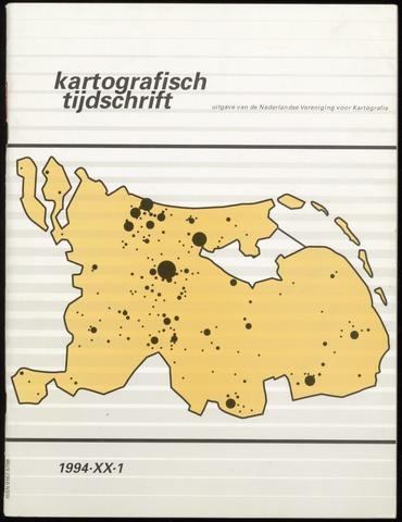 Kartografisch Tijdschrift 1994