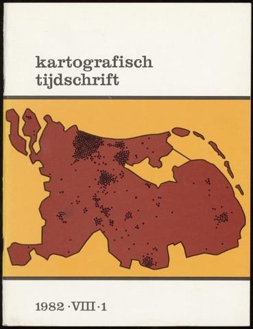 Kartografisch Tijdschrift 1982-01-01