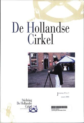 De Hollandse Cirkel (DHC) 2008-03-01