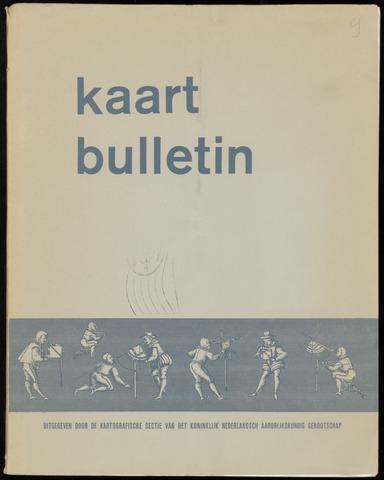 Kaartbulletin 1965-12-01