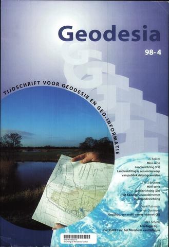 (NGT) Geodesia 1998-04-01