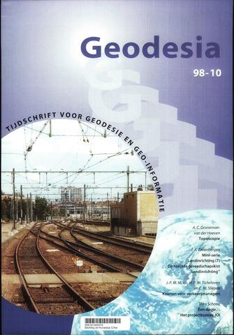 (NGT) Geodesia 1998-10-01