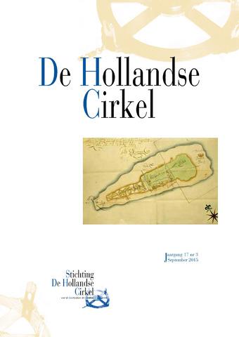 De Hollandse Cirkel (DHC) 2015-09-01