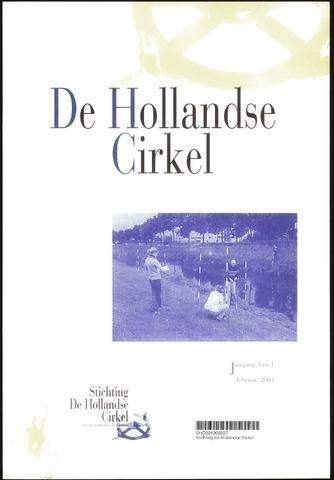 De Hollandse Cirkel (DHC) 2003-02-01