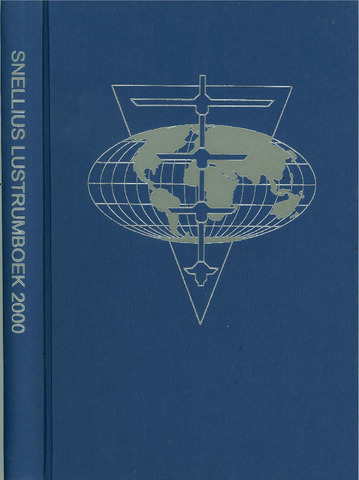 Lustrumboek Snellius 2000-01-01