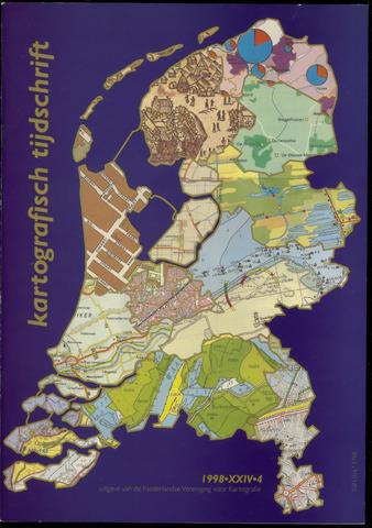 Kartografisch Tijdschrift 1998-10-01