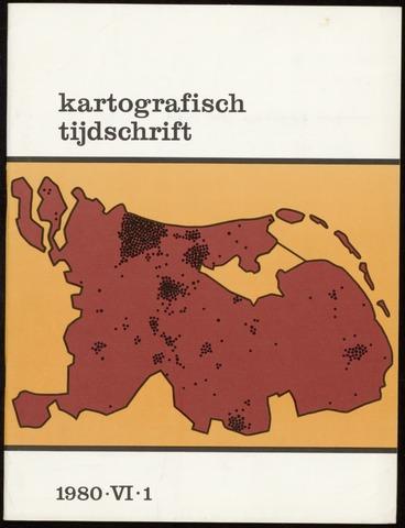 Kartografisch Tijdschrift 1980-01-01