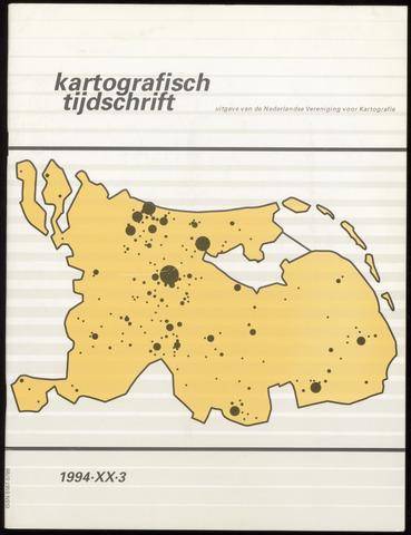 Kartografisch Tijdschrift 1994-07-01