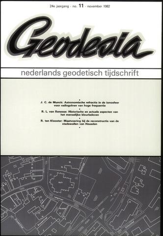 (NGT) Geodesia 1982-11-01