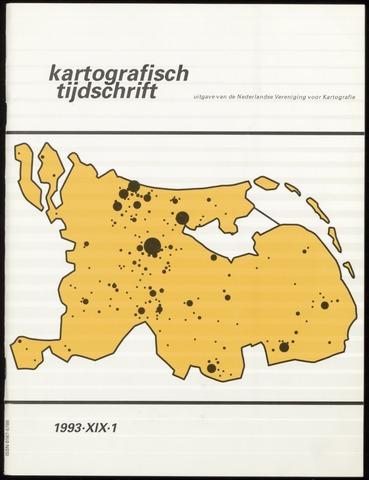 Kartografisch Tijdschrift 1993
