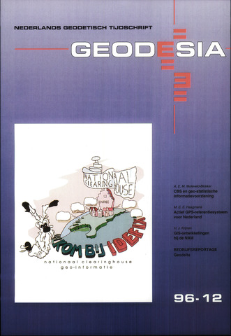 (NGT) Geodesia 1996-12-01
