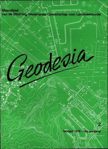 (NGT) Geodesia 1976-02-01