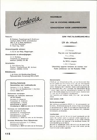 (NGT) Geodesia 1967-06-01