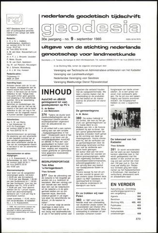 (NGT) Geodesia 1988-09-01