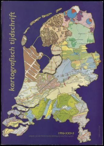 Kartografisch Tijdschrift 1996-07-01