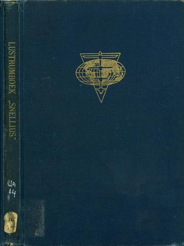 Lustrumboek Snellius 1950-01-01
