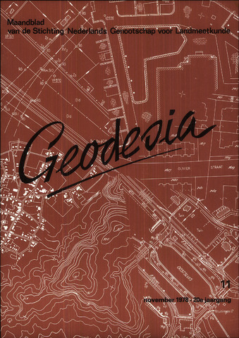 (NGT) Geodesia 1978-11-01