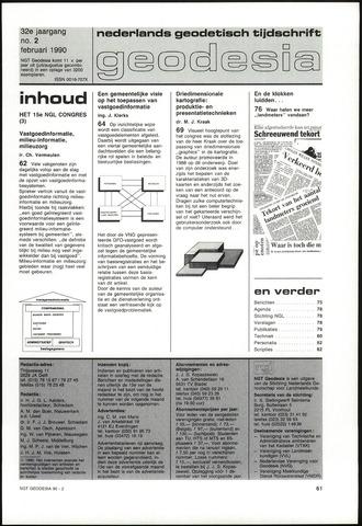 (NGT) Geodesia 1990-02-01