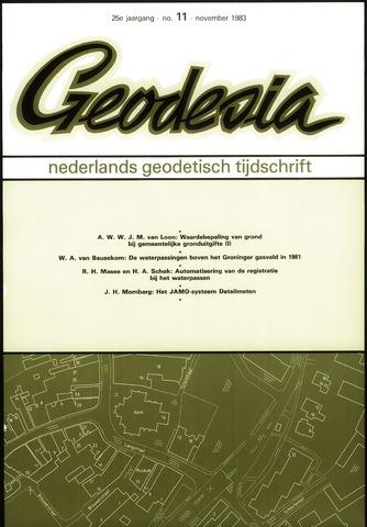 (NGT) Geodesia 1983-11-01