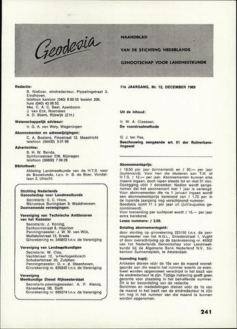 (NGT) Geodesia 1969-12-01