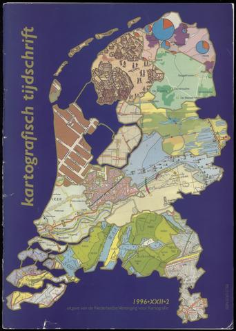 Kartografisch Tijdschrift 1996-04-01