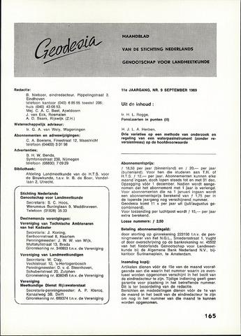 (NGT) Geodesia 1969-09-01