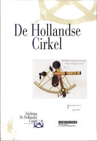 De Hollandse Cirkel (DHC) 2007-06-01