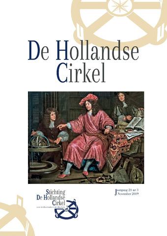 De Hollandse Cirkel (DHC) 2019-11-01