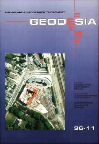 (NGT) Geodesia 1996-11-01