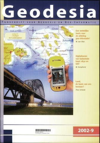 (NGT) Geodesia 2002-09-01
