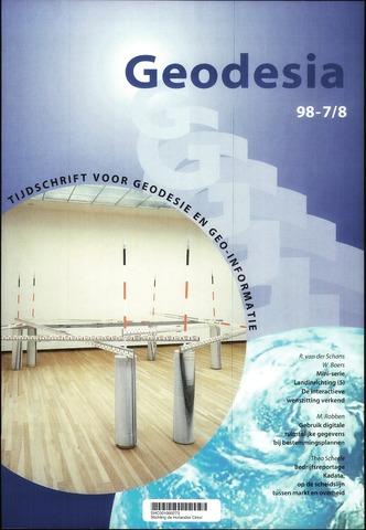 (NGT) Geodesia 1998-07-01