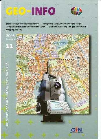 Geo-Info 2006-11-01