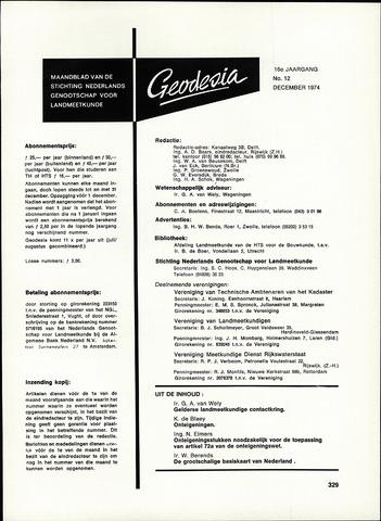 (NGT) Geodesia 1974-12-01