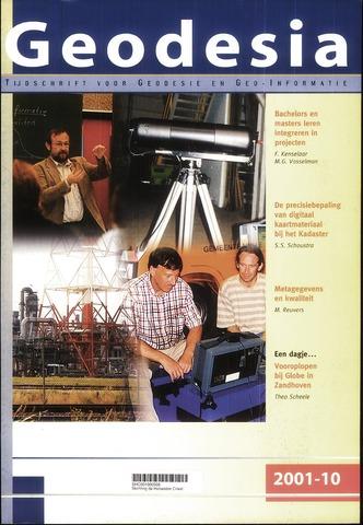 (NGT) Geodesia 2001-10-01