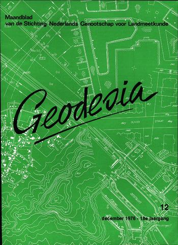 (NGT) Geodesia 1976-12-01