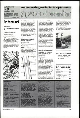 (NGT) Geodesia 1990-10-01