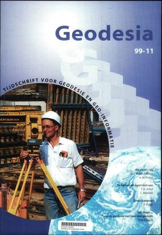 (NGT) Geodesia 1999-11-01