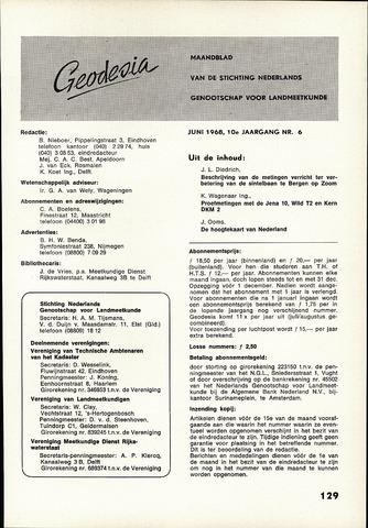 (NGT) Geodesia 1968-06-01